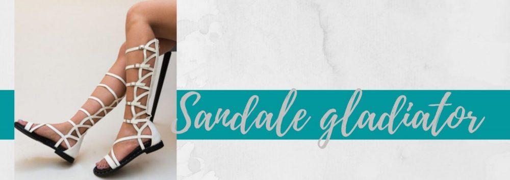 Sandale gladiator 2020