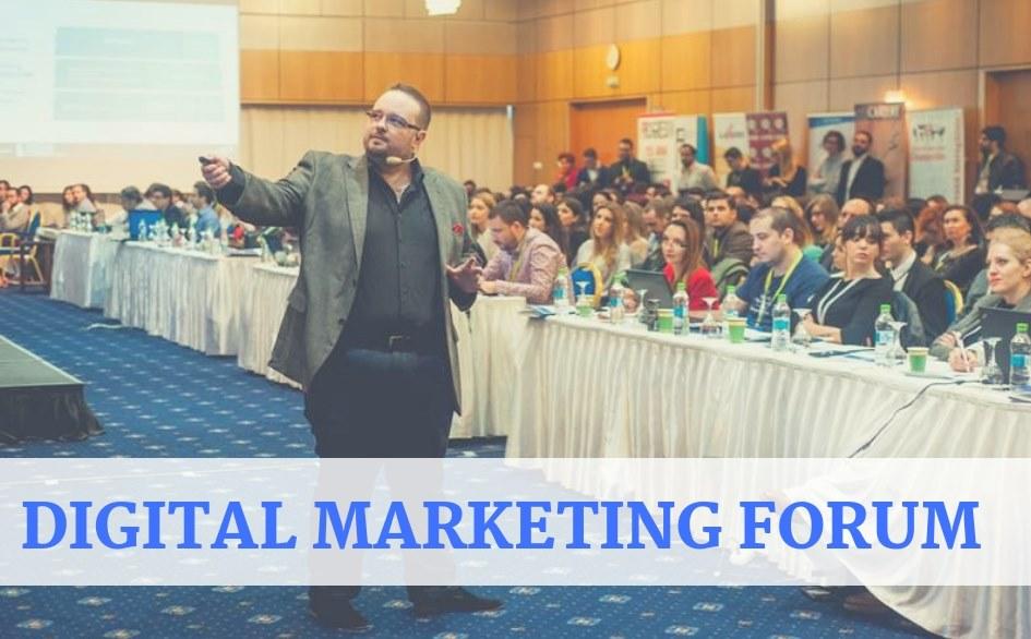 De la Digital Marketing Forum