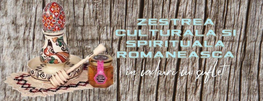Zestrea culturala si spirituala romaneasca in cadouri cu suflet