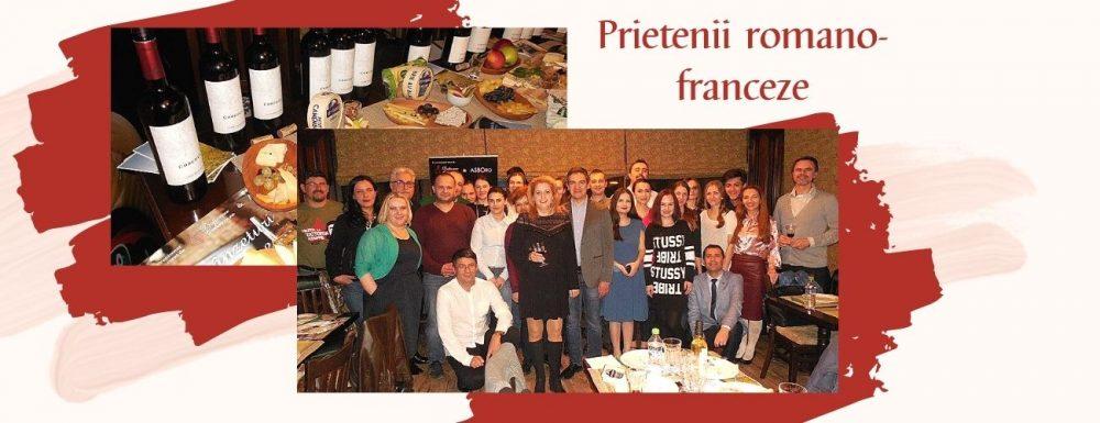 Prietenii romano-franceze