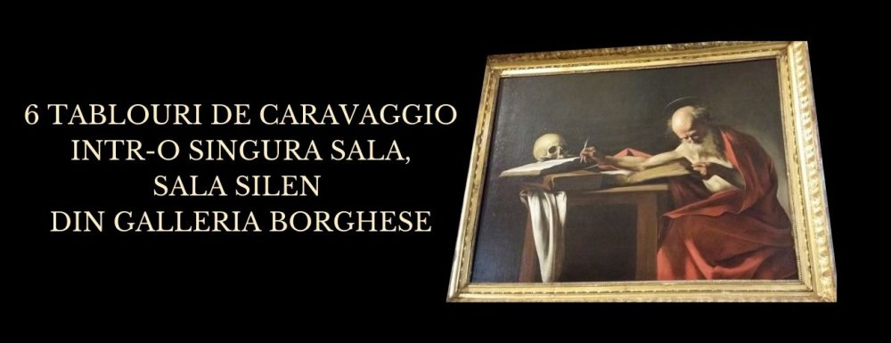 6 tablouri de Caravaggio Sfantul Ieronim 1606 (2)