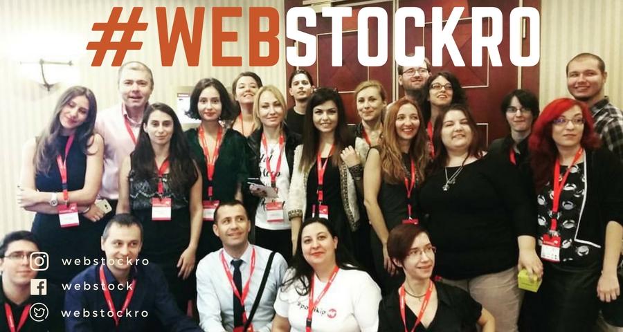 Mai este doar o luna pana ne vedem la Webstock