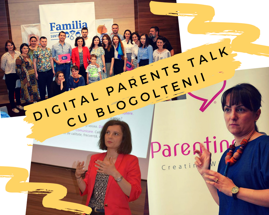 comunitatea Digital Parents Talk