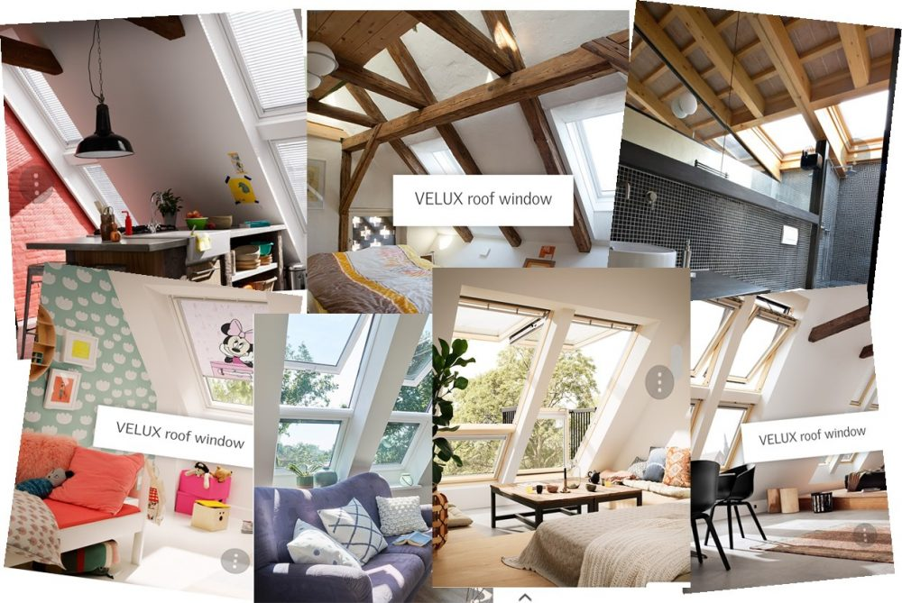 velux not windows