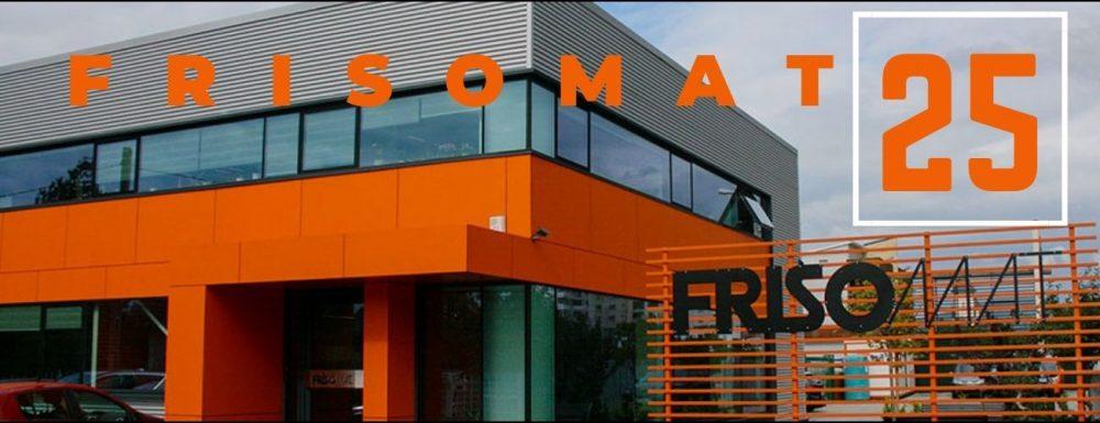 De 25 de ani competenta si constructie specializata in hale, Frisomat